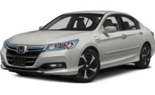 Colors, options and prices for the 2014 Honda Accord Plug-In Hybrid