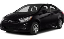 Colors, options and prices for the 2014 Hyundai Accent