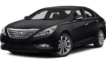 Colors, options and prices for the 2014 Hyundai Sonata