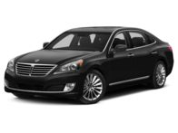 Brief summary of 2014 Hyundai Equus vehicle information