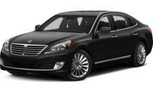 Colors, options and prices for the 2015 Hyundai Equus