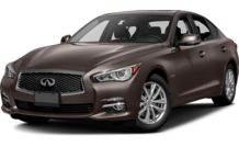 Colors, options and prices for the 2015 Infiniti Q50 Hybrid