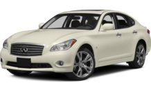 Colors, options and prices for the 2014 Infiniti Q70