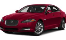 Colors, options and prices for the 2014 Jaguar XF