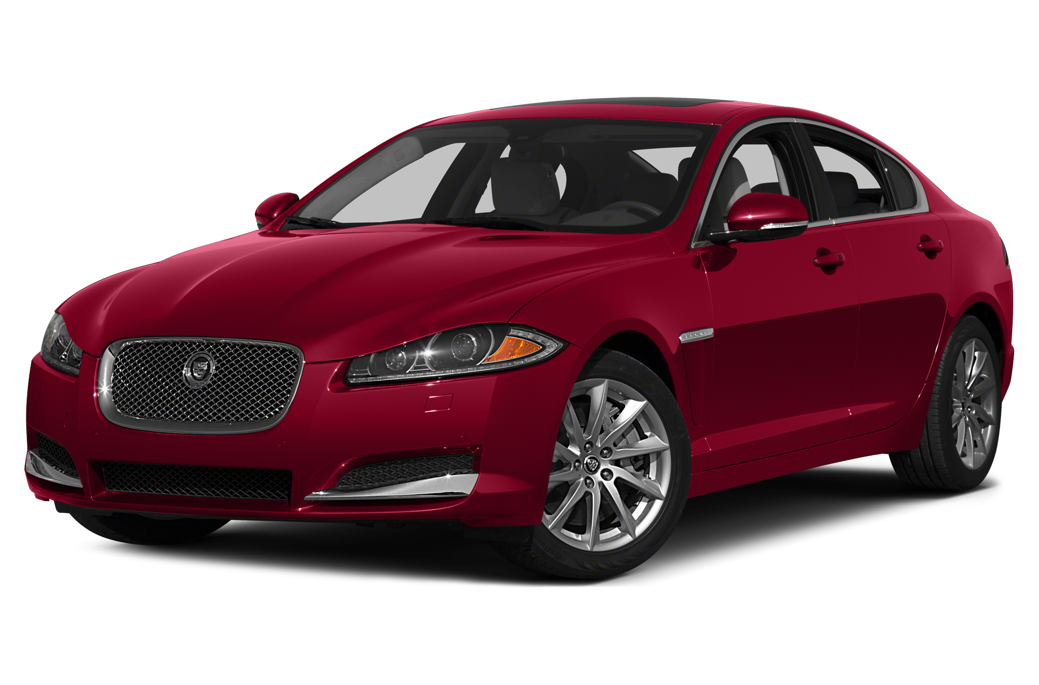 Jaguar Car 2014 xf Black 2014 Jaguar xf