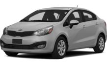 Colors, options and prices for the 2014 Kia Rio