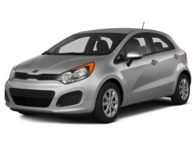 Brief summary of 2014 Kia Rio vehicle information