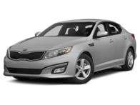 Brief summary of 2014 Kia Optima vehicle information
