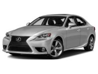 Brief summary of 2014 Lexus IS 350 vehicle information