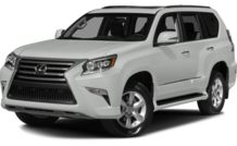 Colors, options and prices for the 2016 Lexus GX 460