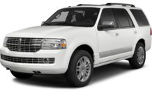 Colors, options and prices for the 2014 Lincoln Navigator