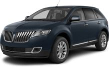 Colors, options and prices for the 2014 Lincoln MKX