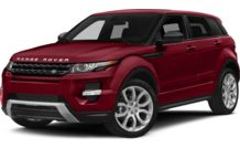 Colors, options and prices for the 2014 Land Rover Range Rover Evoque