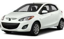 Colors, options and prices for the 2014 Mazda Mazda2