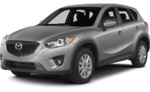 Colors, options and prices for the 2014 Mazda CX-5