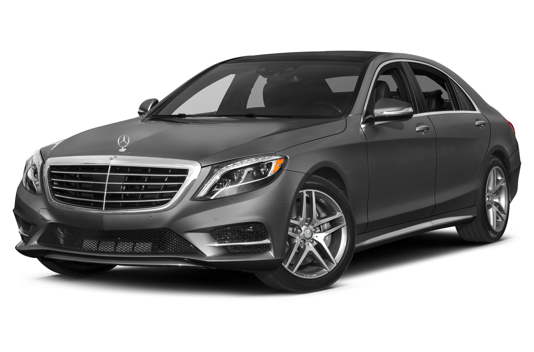 2014 Mercedes-Benz S-Class S550 Sedan for sale in Miami for $93,991 with 2,656 miles