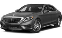 Colors, options and prices for the 2015 Mercedes-Benz S