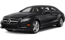 Colors, options and prices for the 2014 Mercedes-Benz CLS-Class
