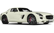 Colors, options and prices for the 2014 Mercedes-Benz SLS AMG