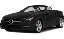 Colors, options and prices for the 2014 Mercedes-Benz SLK-Class