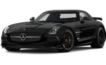 Colors, options and prices for the 2014 Mercedes-Benz SLS AMG Black Series