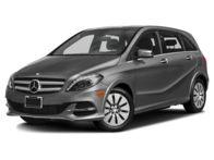 Brief summary of 2017 Mercedes-Benz B-Class vehicle information