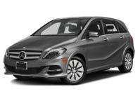 Brief summary of 2016 Mercedes-Benz B-Class vehicle information