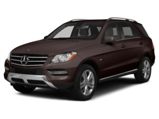 2014 Mercedes-Benz ML350 4MATIC