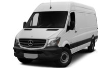 Colors, options and prices for the 2014 Mercedes-Benz Sprinter