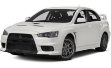 Colors, options and prices for the 2014 Mitsubishi Lancer Evolution