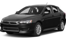 Colors, options and prices for the 2014 Mitsubishi Lancer Sportback