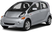 Colors, options and prices for the 2014 Mitsubishi i-MiEV