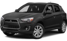 Colors, options and prices for the 2014 Mitsubishi Outlander Sport