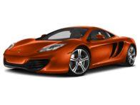 Brief summary of 2014 McLaren MP4-12C vehicle information