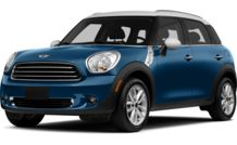 Colors, options and prices for the 2014 MINI Countryman