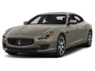 Brief summary of 2016 Maserati Quattroporte vehicle information