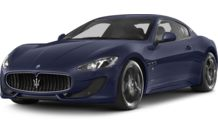 Colors, options and prices for the 2014 Maserati GranTurismo