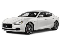 Brief summary of 2016 Maserati Ghibli vehicle information