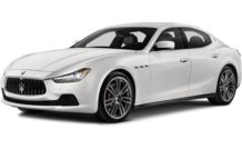 Colors, options and prices for the 2014 Maserati Ghibli