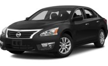Colors, options and prices for the 2014 Nissan Altima
