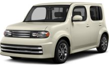 Colors, options and prices for the 2014 Nissan Cube
