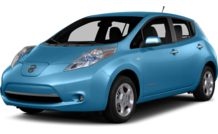 Colors, options and prices for the 2014 Nissan LEAF