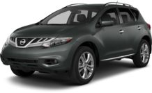 Colors, options and prices for the 2014 Nissan Murano