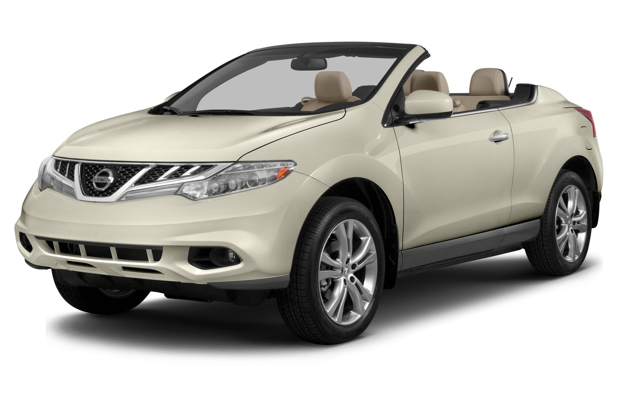 2014 Nissan Murano CrossCabriolet Base Convertible for sale in Pembroke Pines for $33,995 with 8,106 miles