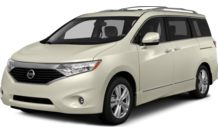 Colors, options and prices for the 2014 Nissan Quest