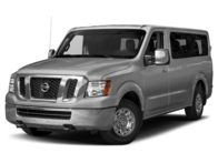 Brief summary of 2016 Nissan NV Passenger NV3500 HD vehicle information