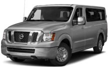 Colors, options and prices for the 2016 Nissan NV Passenger NV3500 HD