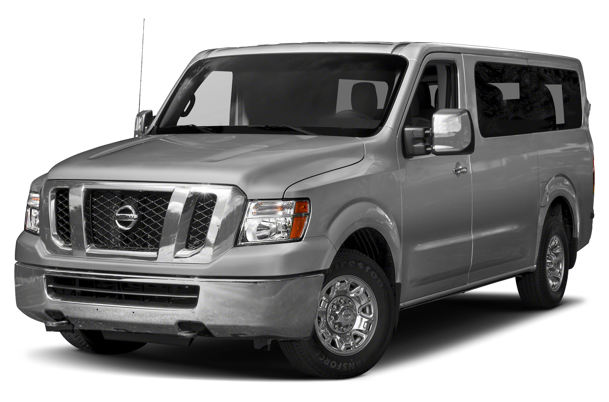 2014 Nissan NV Passenger NV3500 HD Reviews Specs and Prices