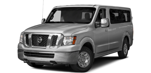 2014 Nissan NV Passenger NV3500 HD