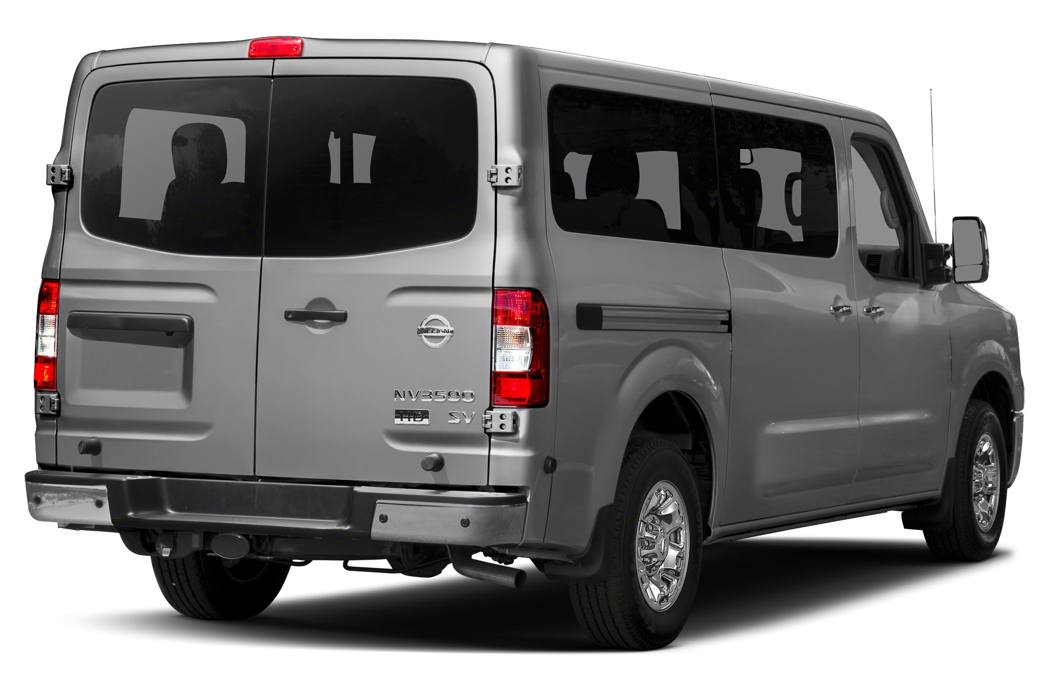 2017 Nissan NV Passenger NV3500 HD Specs Trims